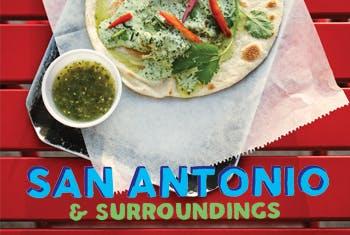 San Antonio taco