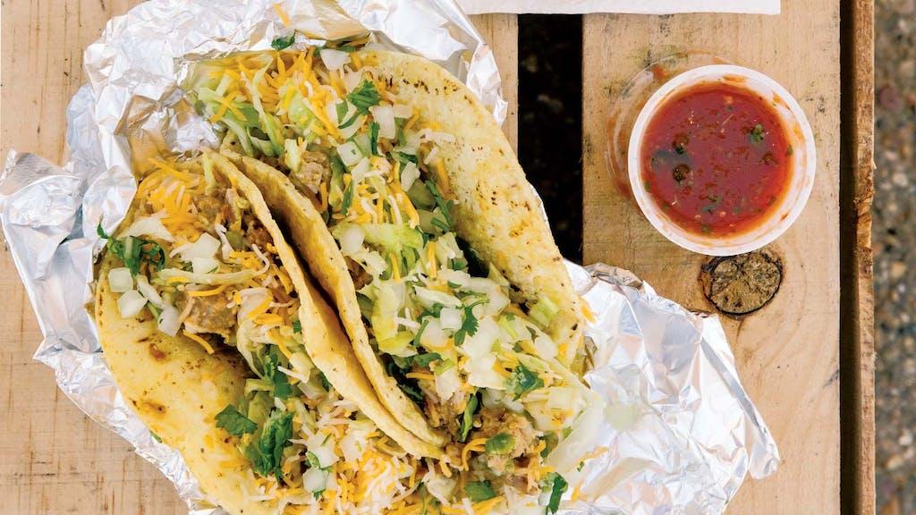 Tacos-Chile-Verde-Tortilleria-Lupita-Amarillo