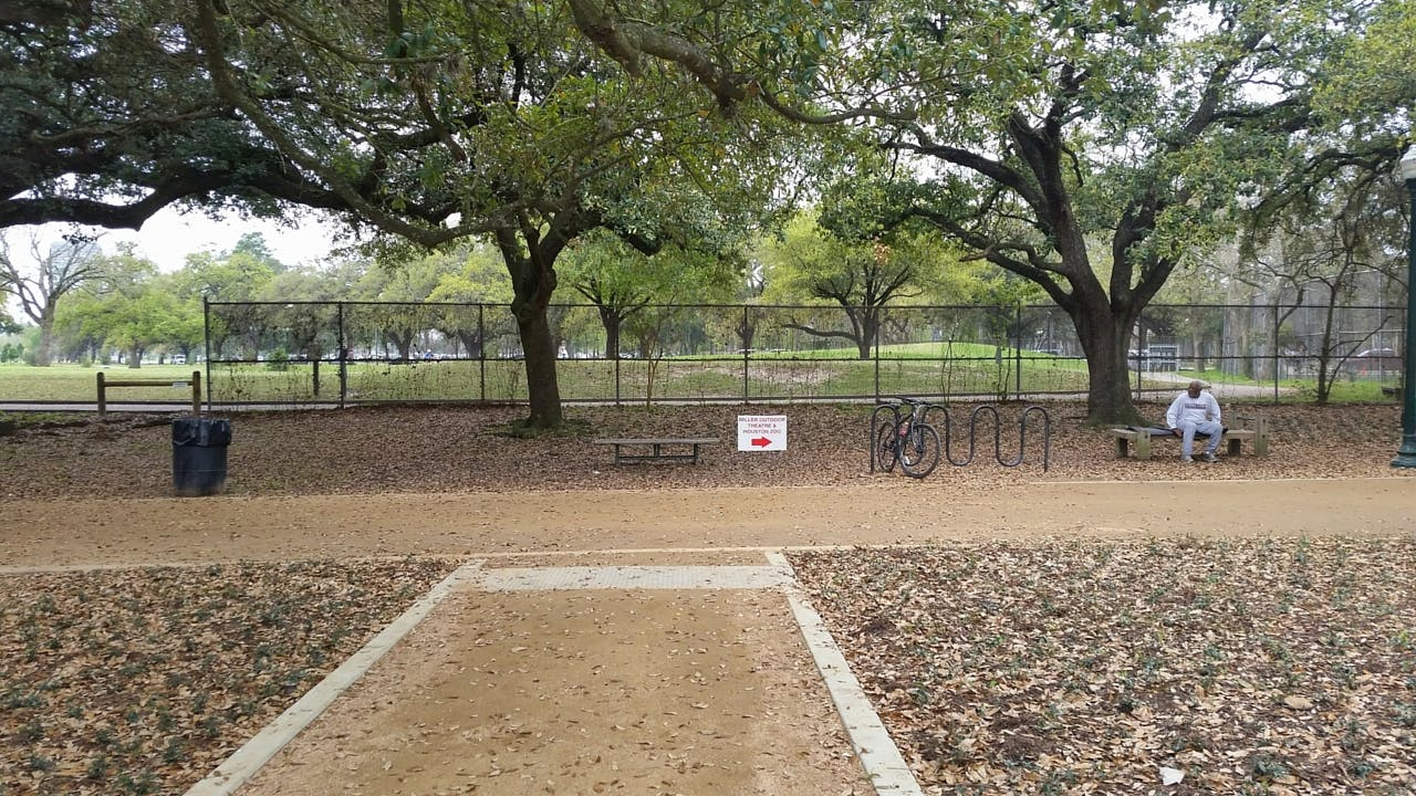 Marvin Taylor Hermann Park Houston