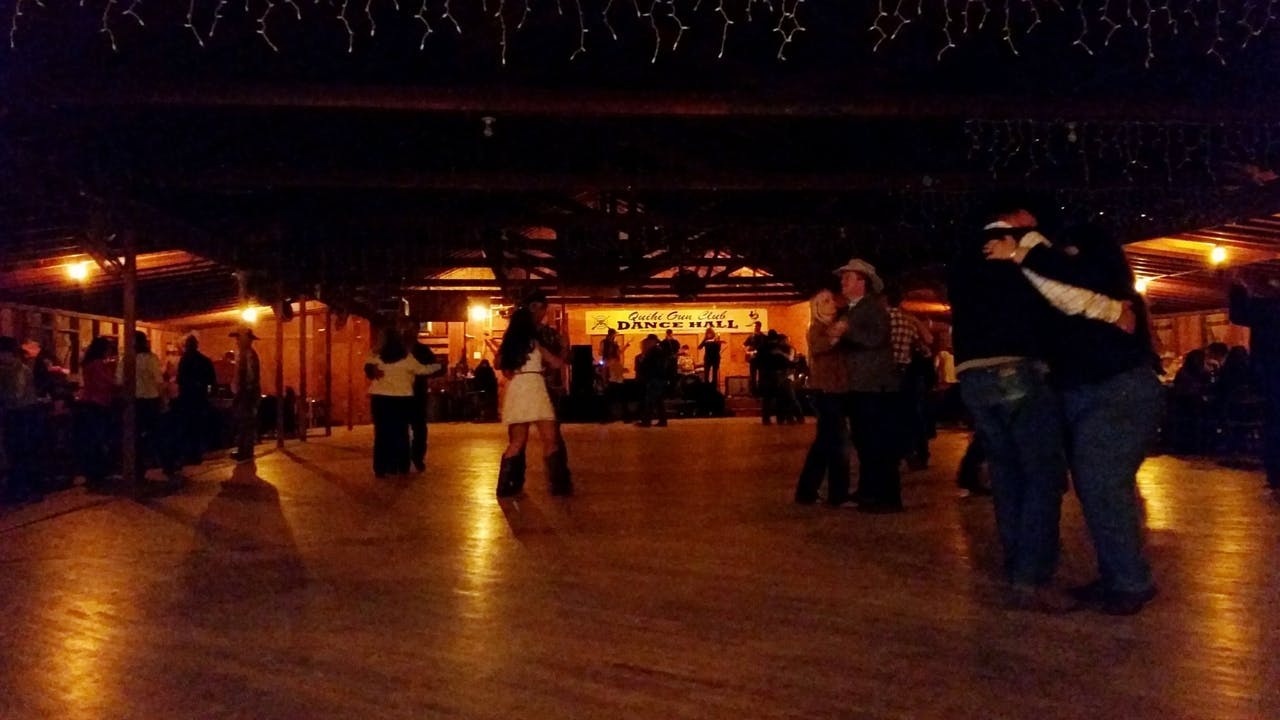 Quihi Gun Club Dance Hall Hondo