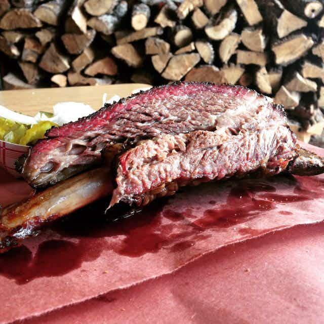 Brisket House Beef Rib