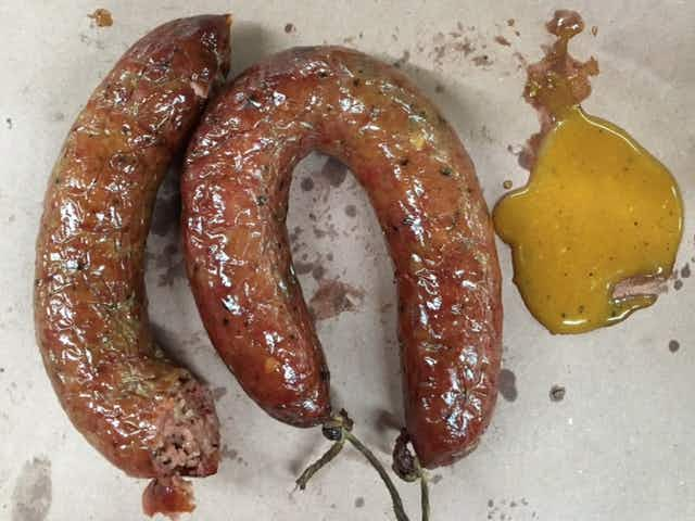 City Market Sausage