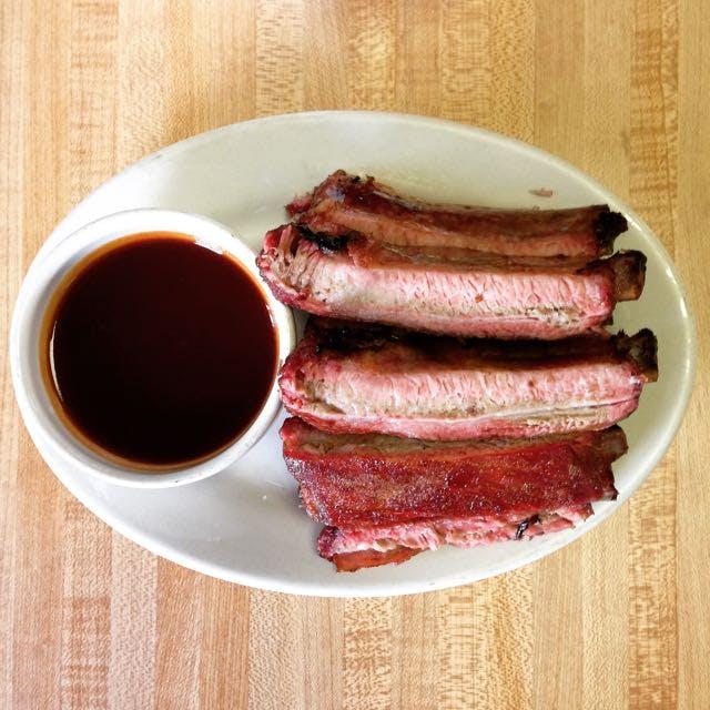 Mac's Pork Ribs