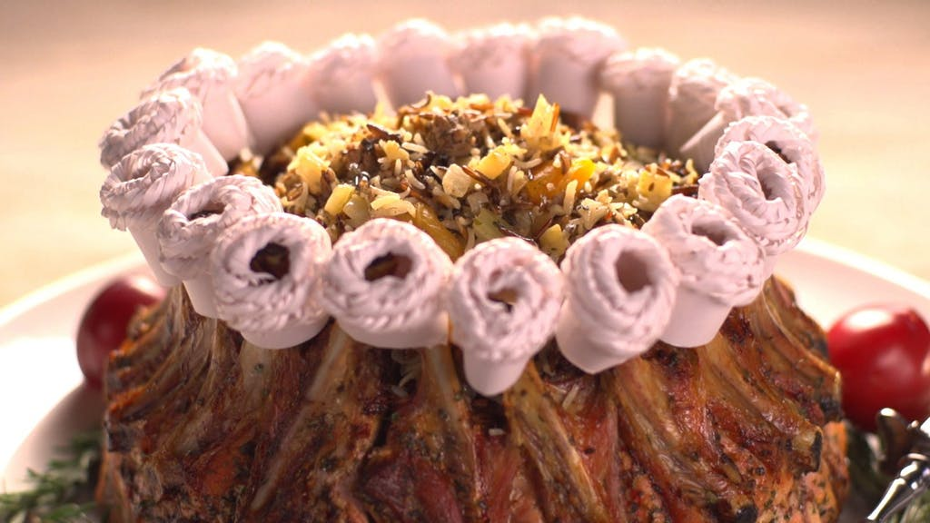 Martha Stewart Crown Roast