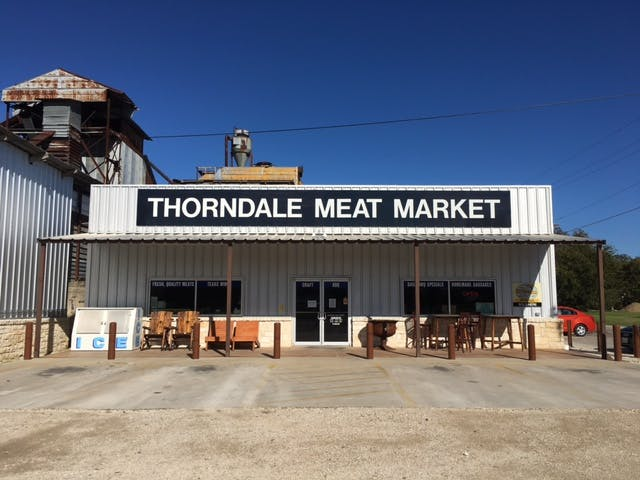 Thorndale Meat Market 12