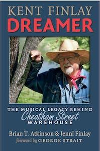 "Kent Finlay's book ""Dreamer"""