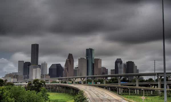 Houston skyline