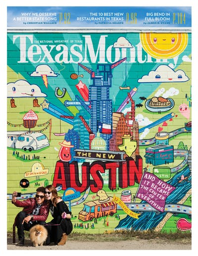 March 2016 Issue Cover