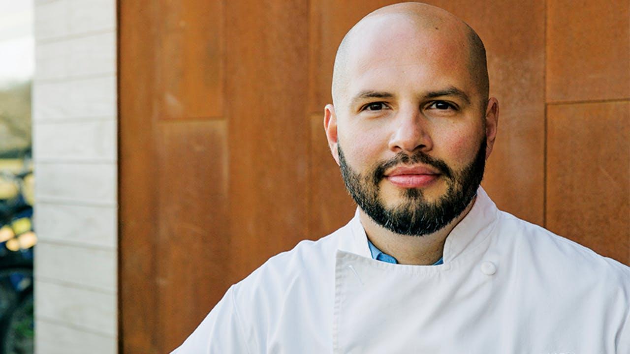 Chef-owner Felipe Armenta, of Press Cafe