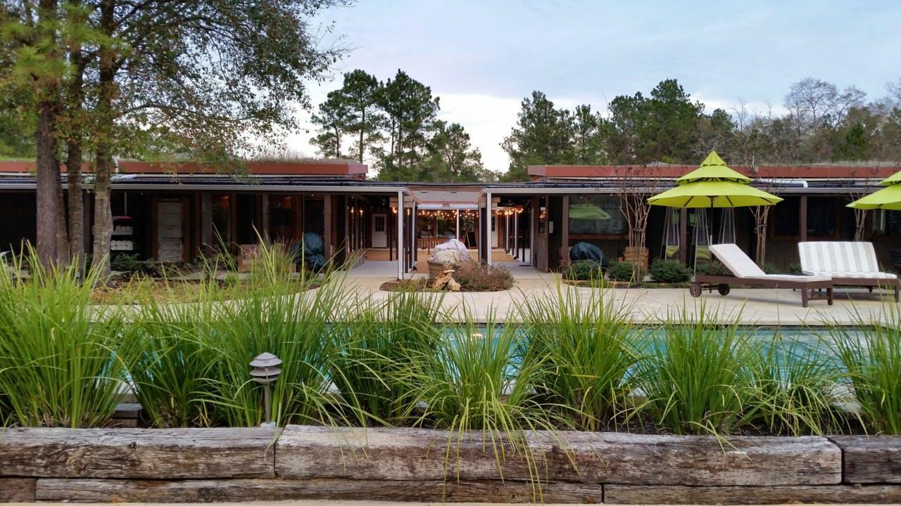 Deer Lake Lodge, in Montgomery.