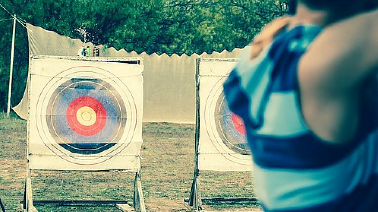 Sharpen your archery skills at the first-ever Camp BrewHaha.