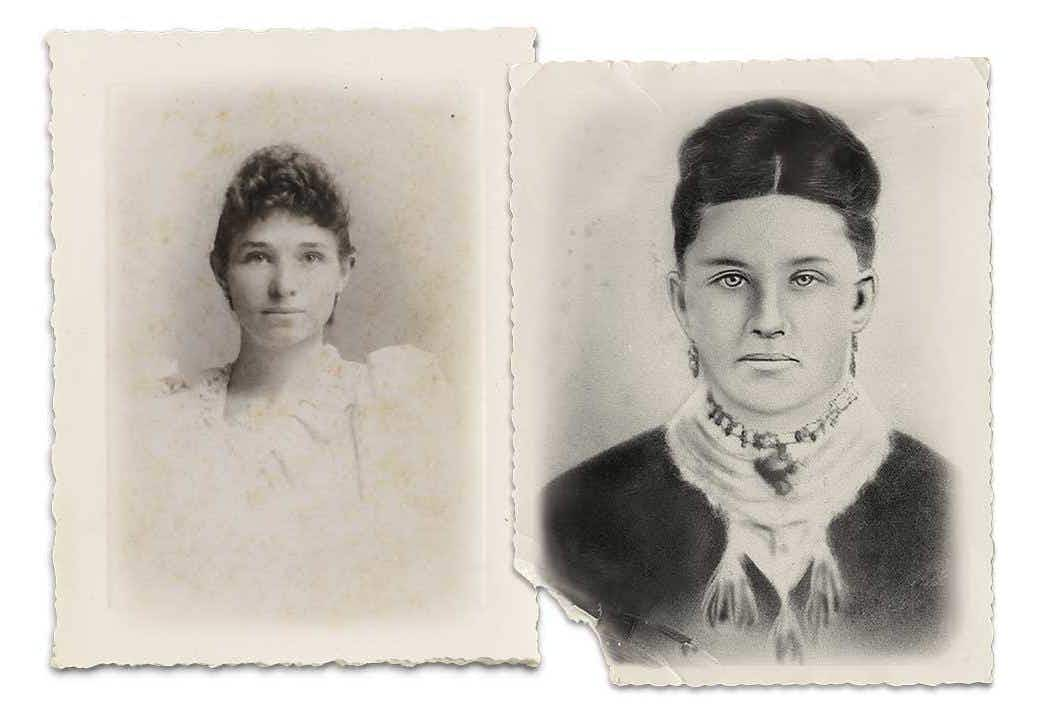 Eula Phillips and Susan Hancock, who were attacked in their homes while they slept.