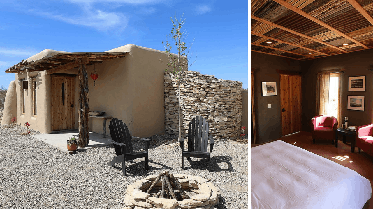 rustic texas vacation rentals terlingua casa piedras