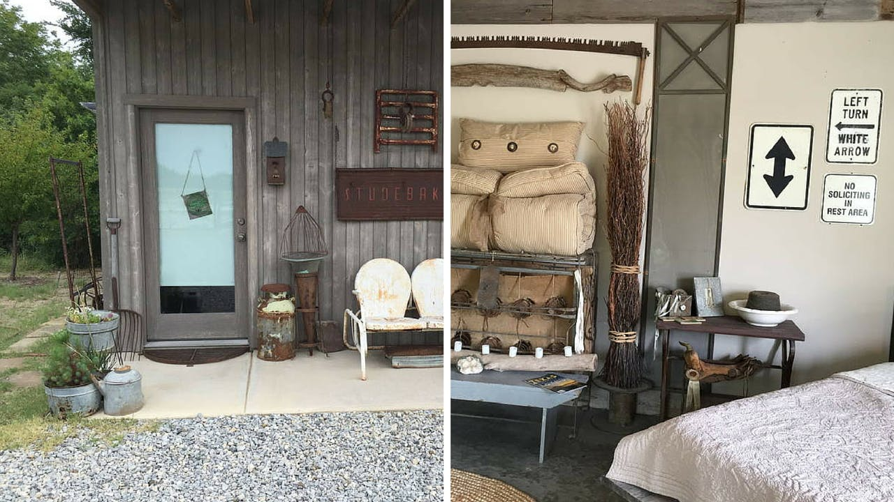 rustic texas vacation rentals mckinney cozy country guest home
