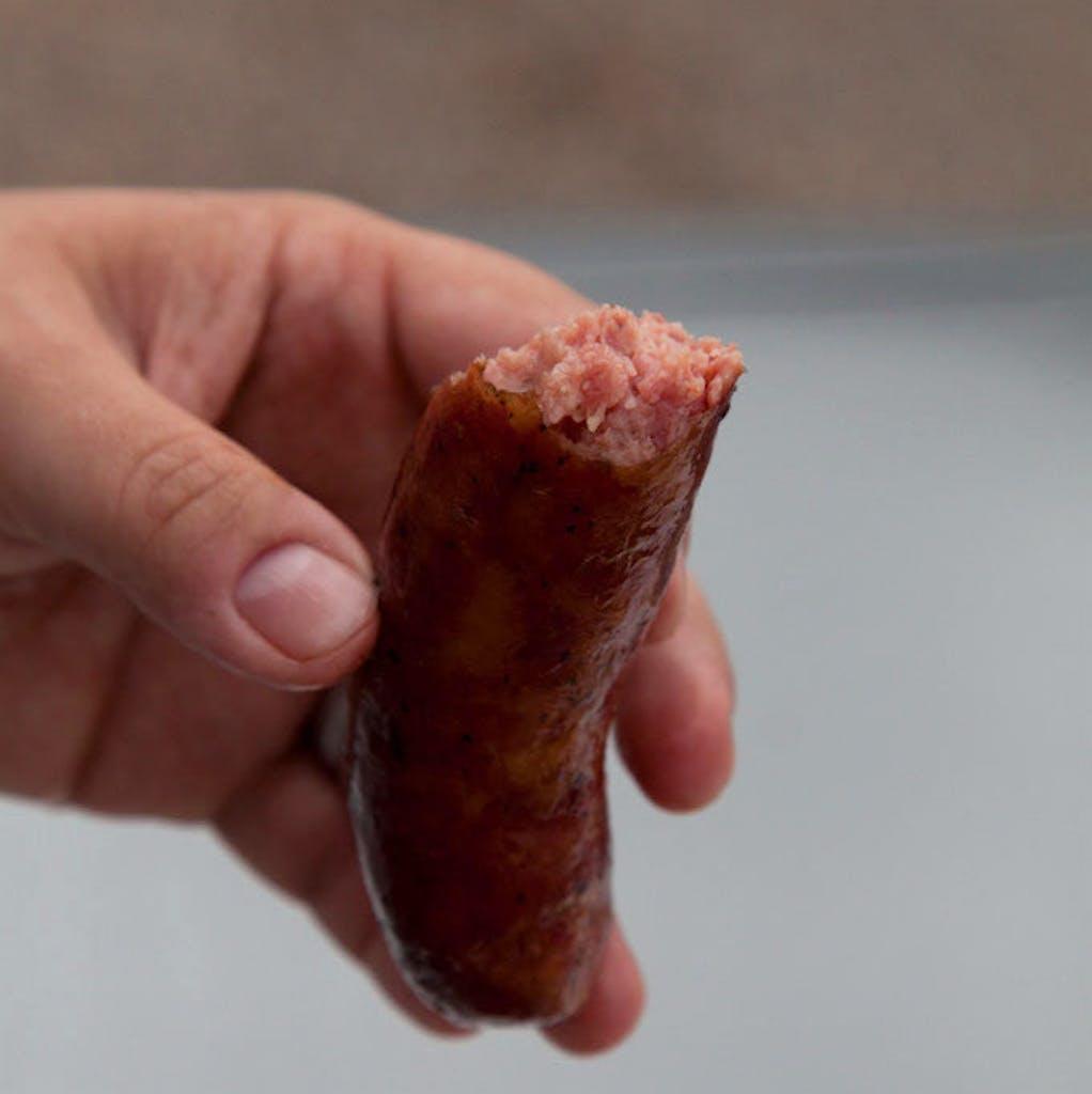 Mr Gs BBQ Sausage