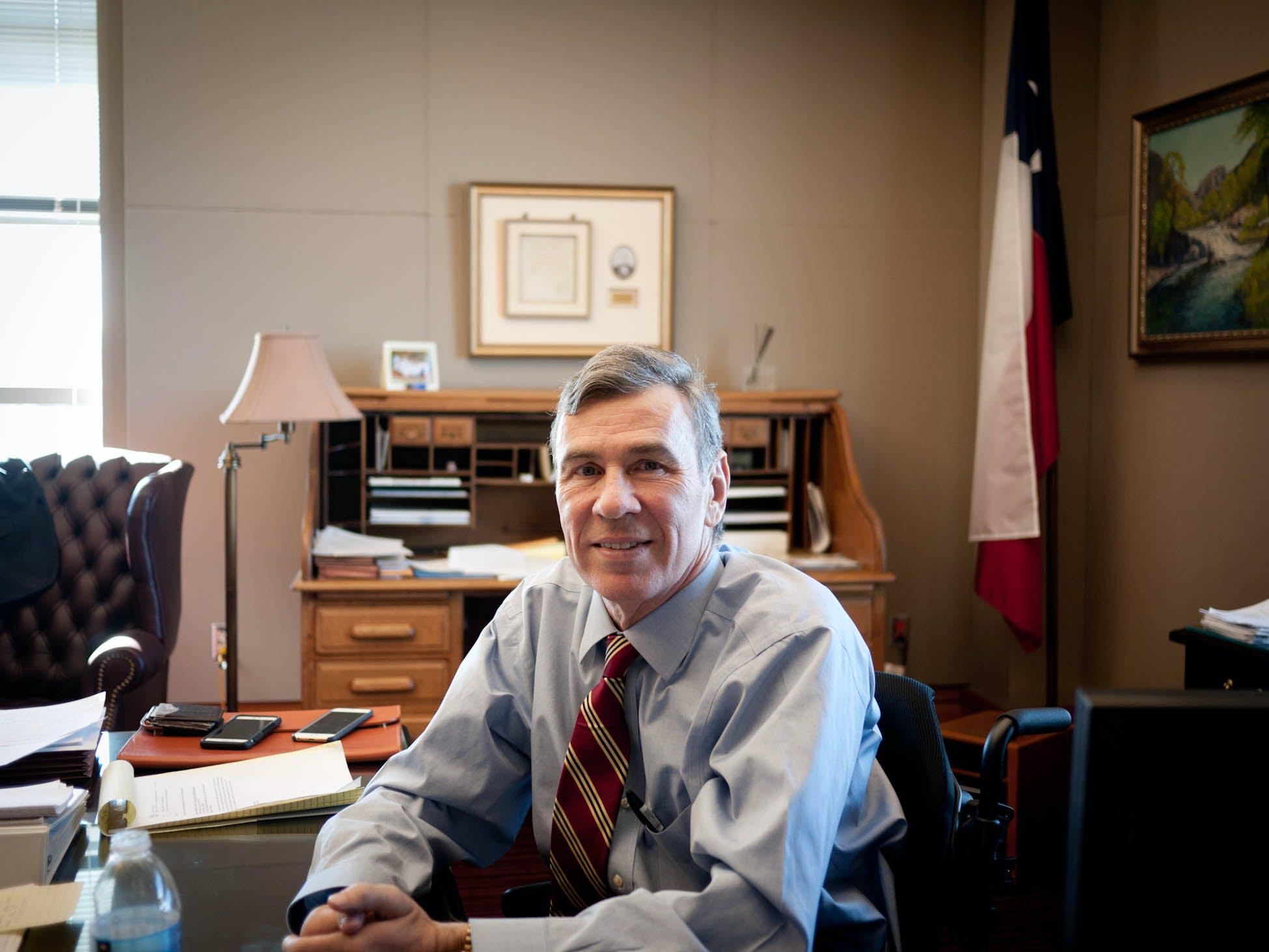 U.S. Magistrate Judge David Fannin