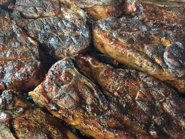 Tootsie Pork Steak 02