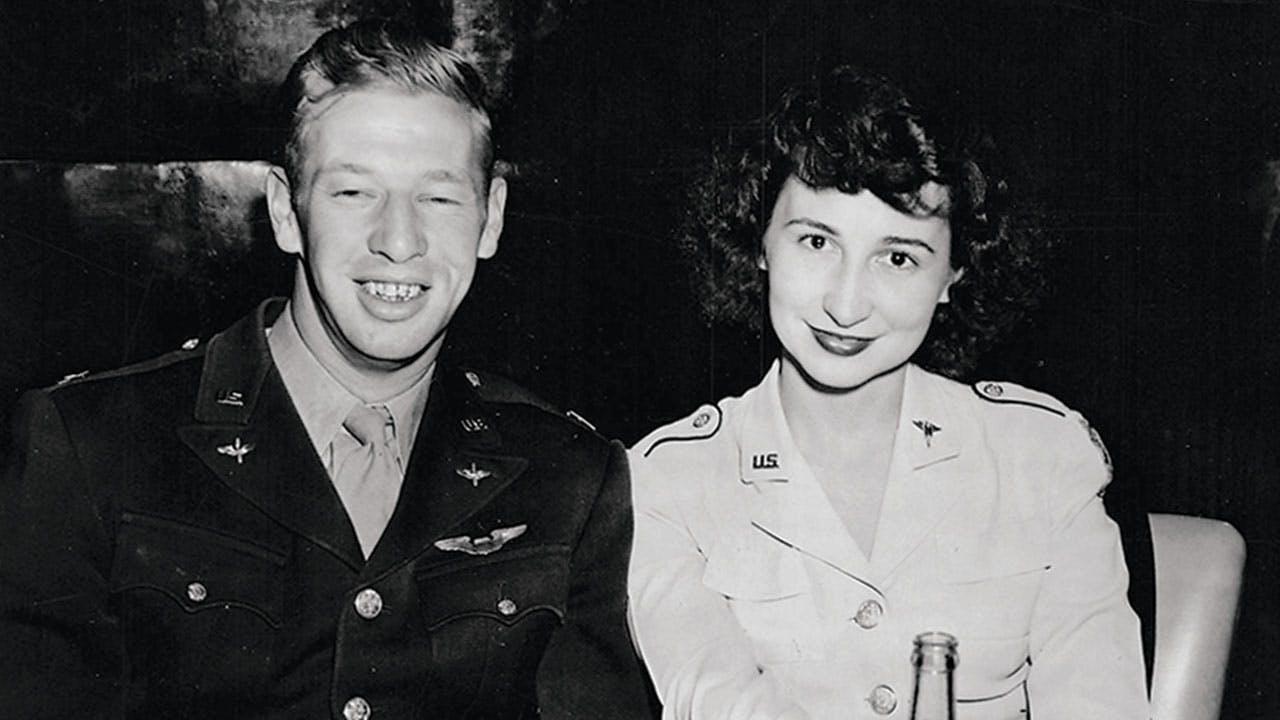 Mac and Marjorie, during World War II.
