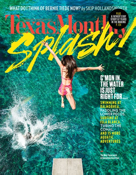 June 2016 issue cover
