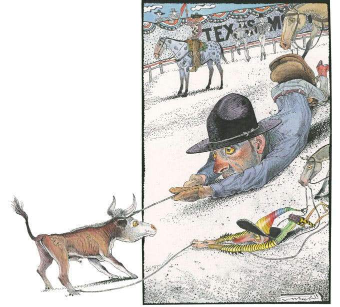 texanist rodeo roping