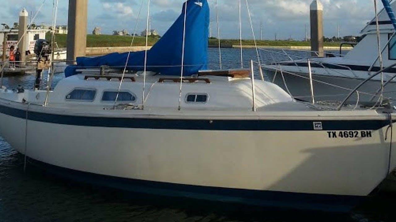 Port Aransas sailboat Texas coast beach vacation rental