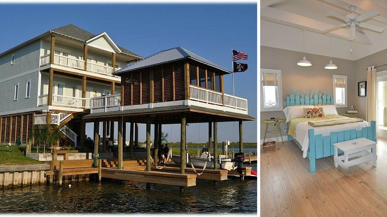 Port O'Connor Texas coast beach vacation rental