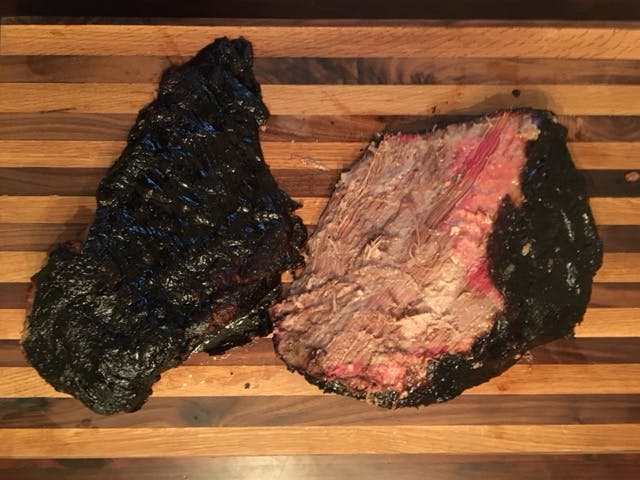 Bone In Brisket 09