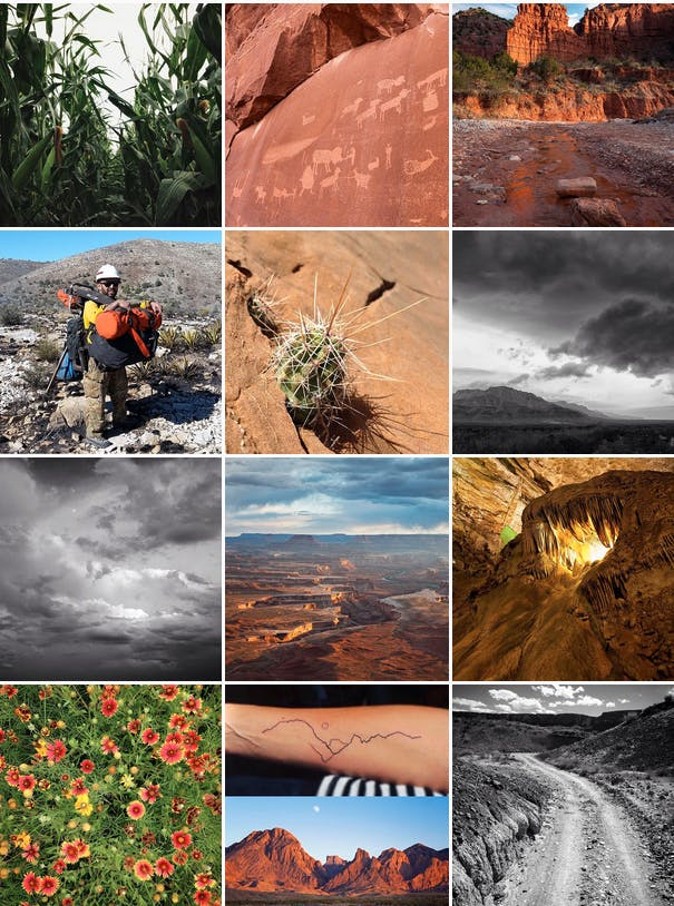 A few of the latest Instagram posts from @aaronbates.