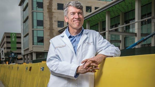 Clay Johnston, Dell Medical School