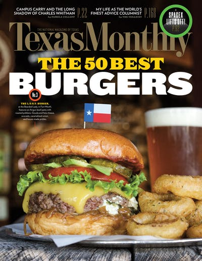 August 2016 Issue Cover