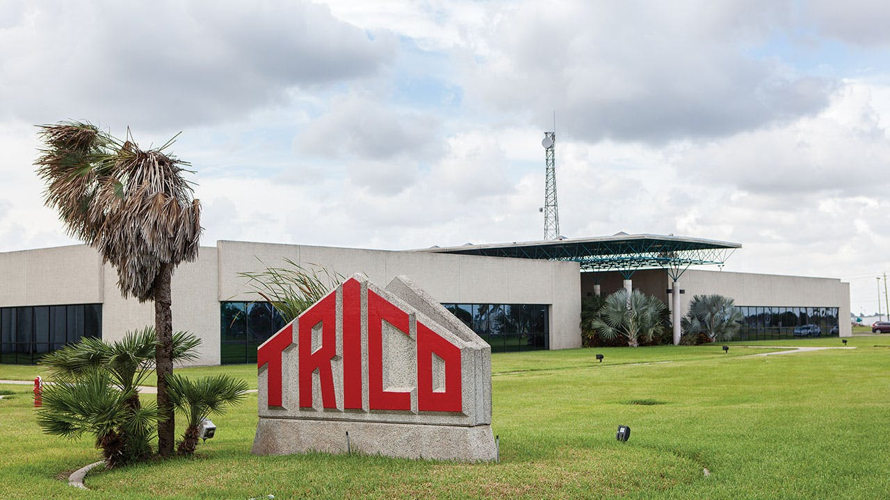 Brownsville's Trico plant.