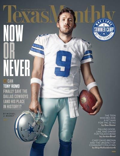 September 2016 Issue Cover