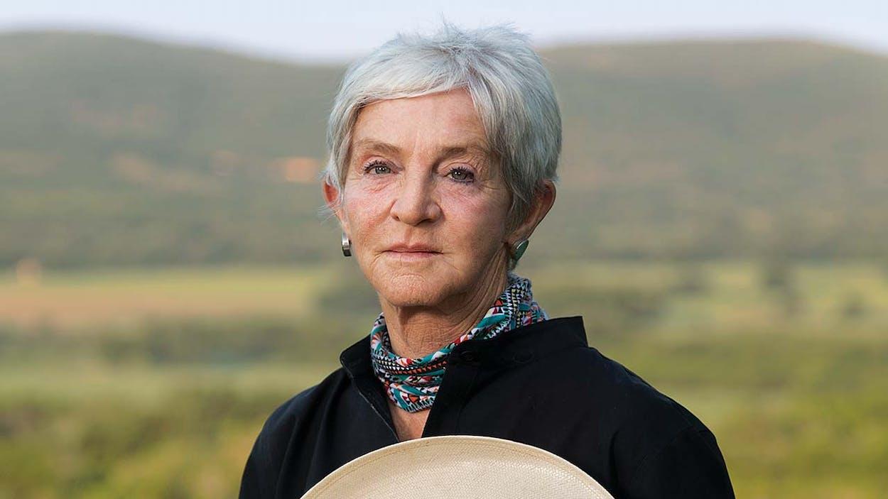 Novelist Paulette Jiles