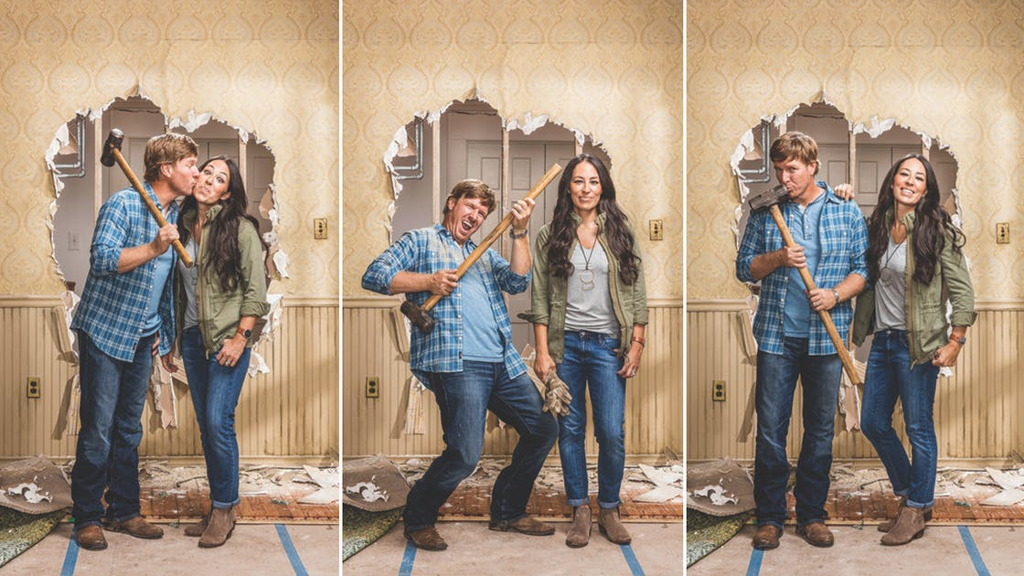 Chip and Joanna Gaines Texas Monthly cover shoot