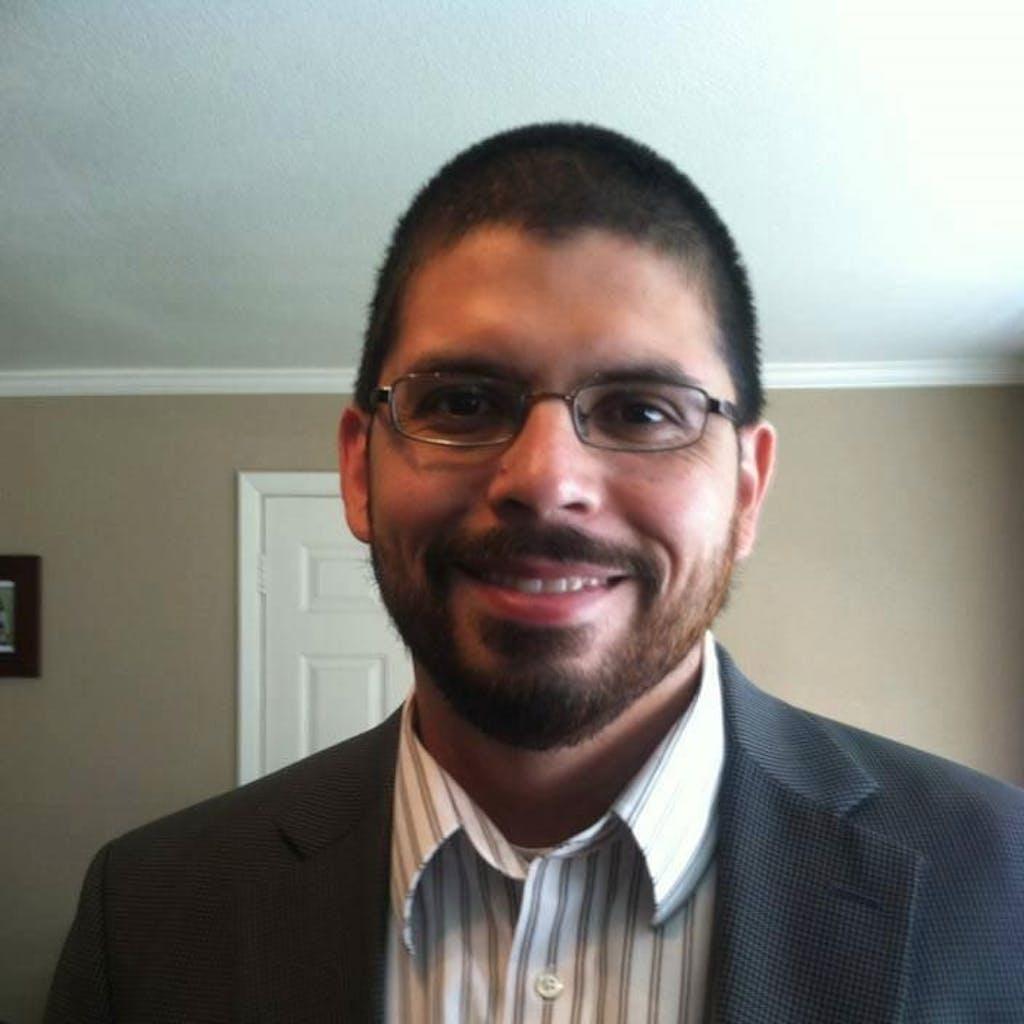 Texas elector Art Sisneros