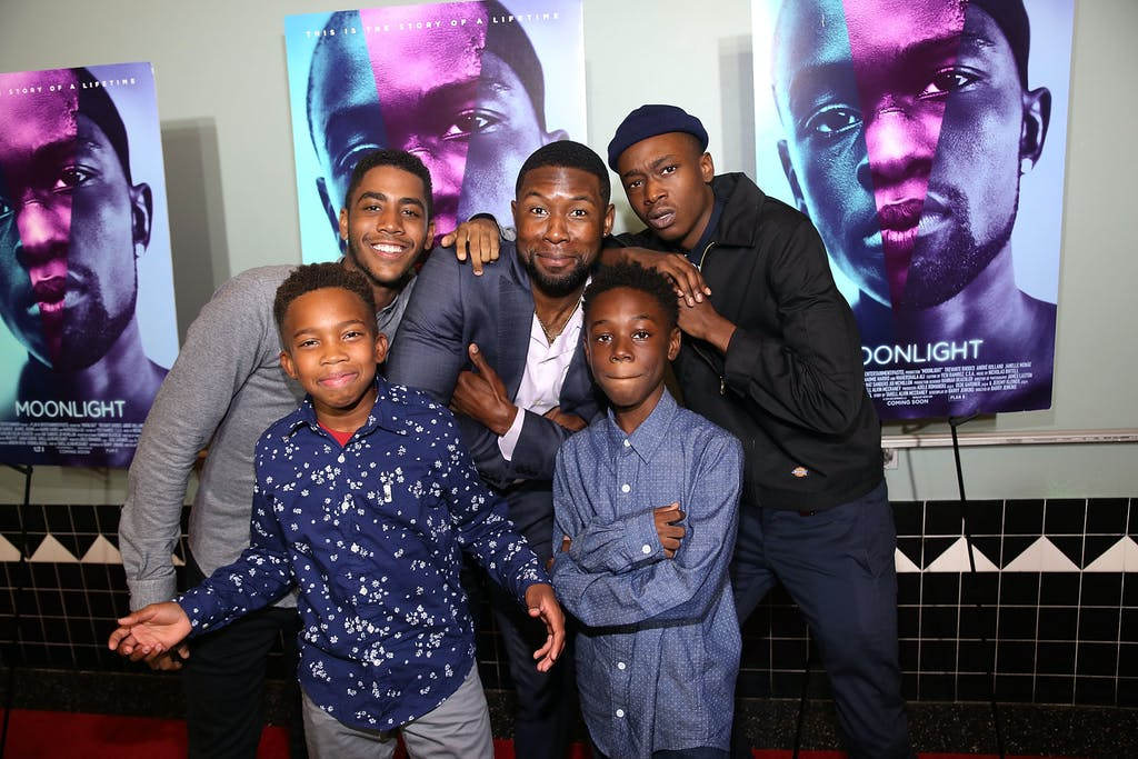 """MOONLIGHT"" Cast & Crew Hometown Premiere in Miami"