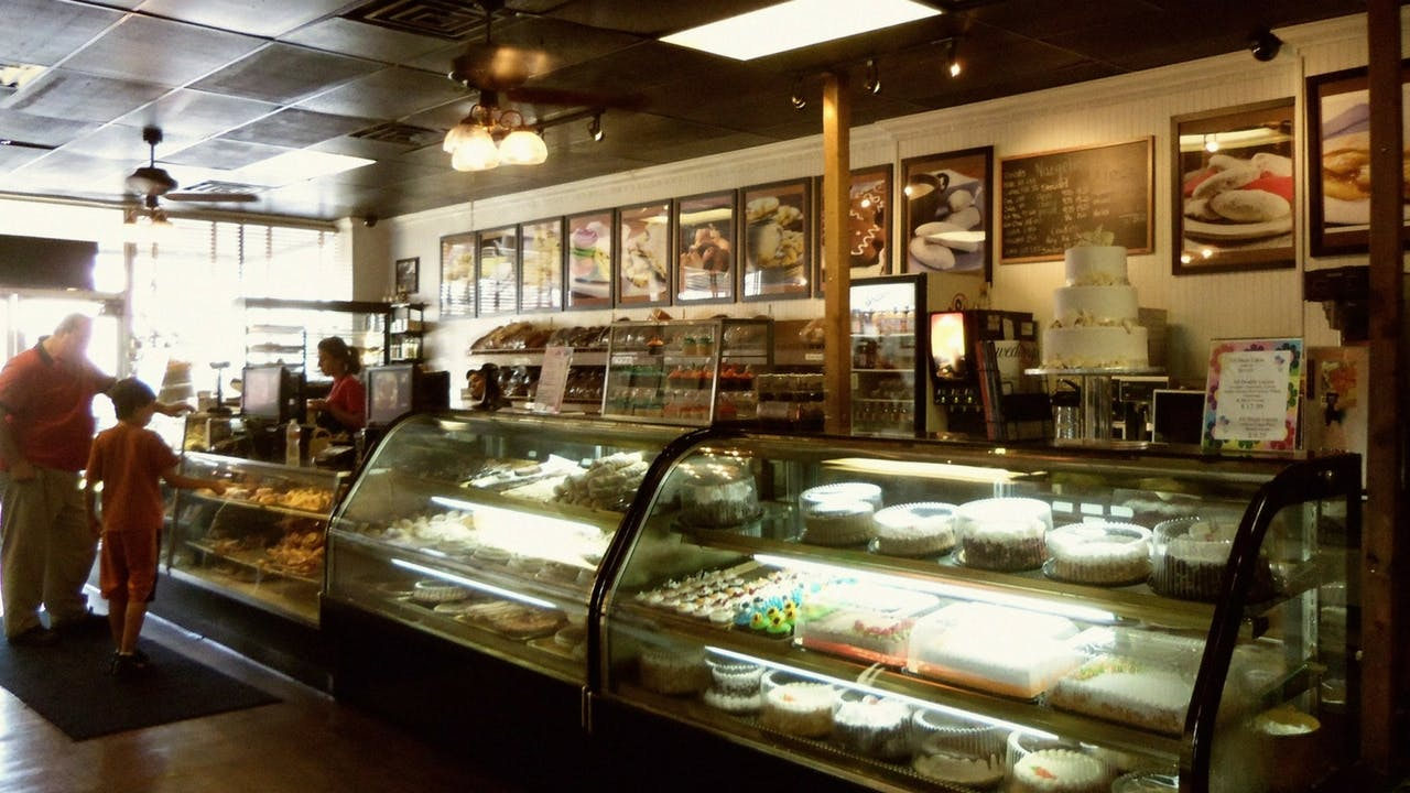 Naeglin's Bakery, in New Braunfels.