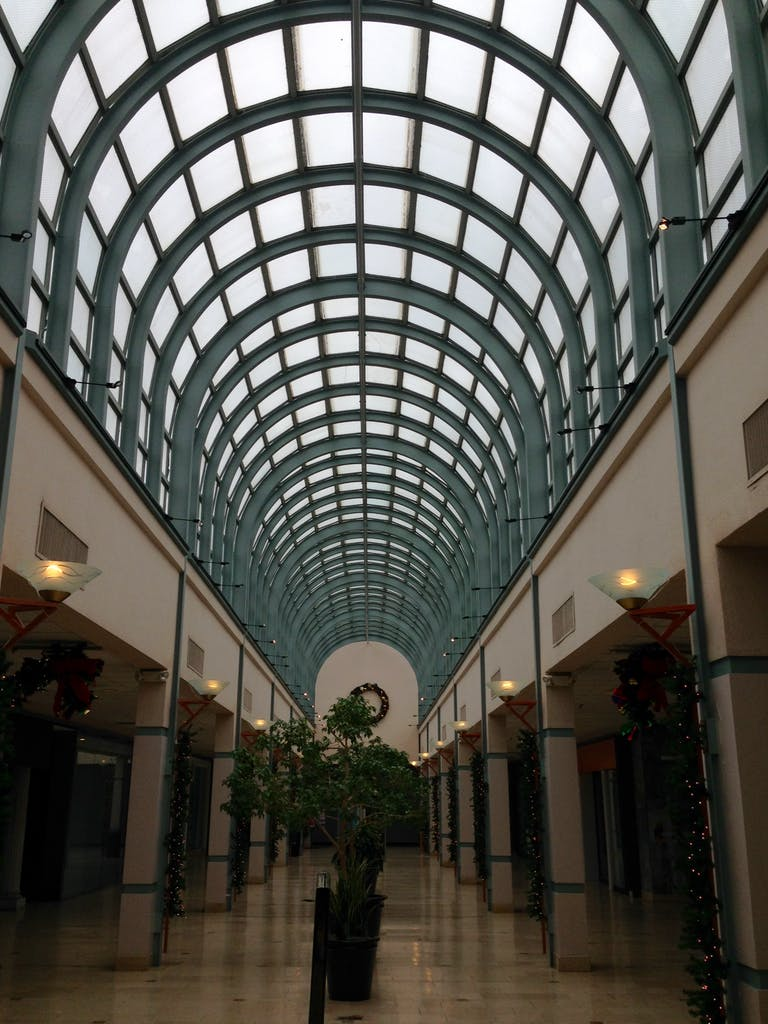 northwest mall atrium