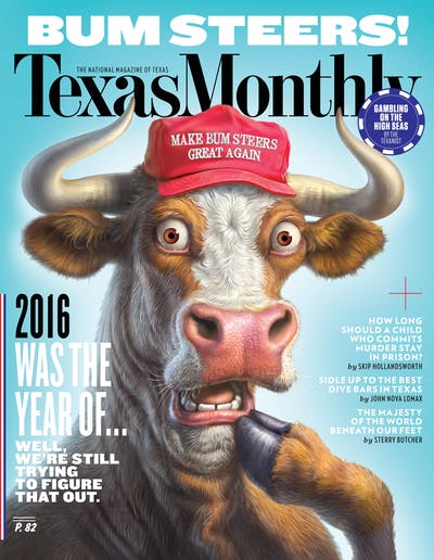 January 2017 Issue Cover