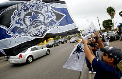 La Southmost dallas cowboys