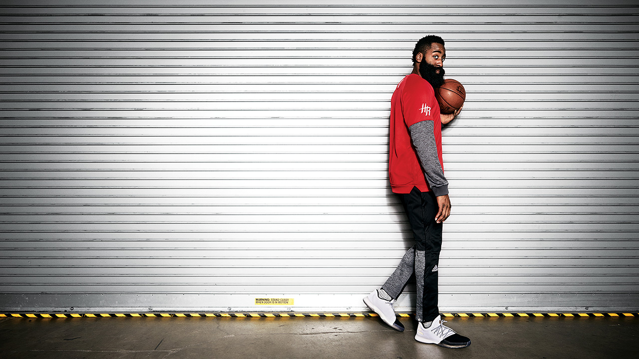 James Harden: Star Rocket in Flight