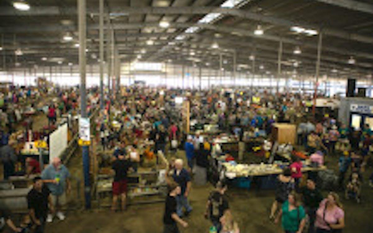 Flea Fest: Flea Market - Texas Monthly