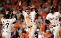 Astros sports bar