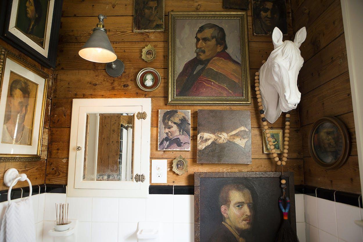 Texas Cottage