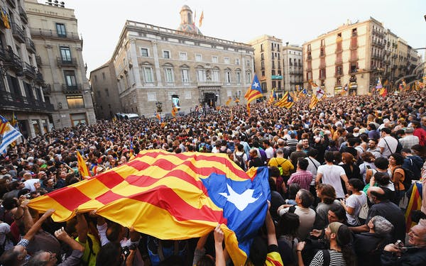 Texas Catalonia secession