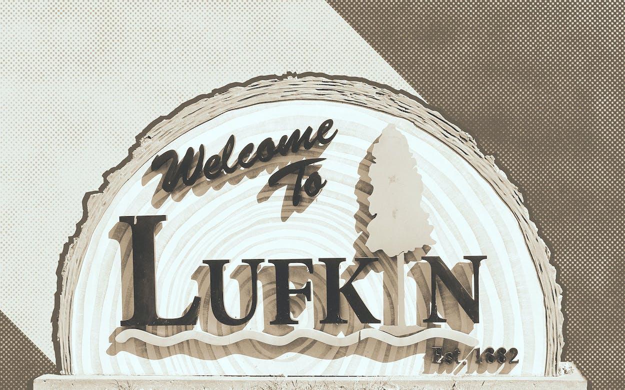 police blotter Lufkin