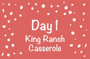 King Ranch Casserole