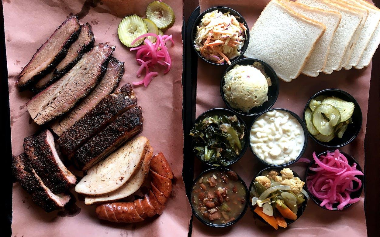 Texas Ranch BBQ