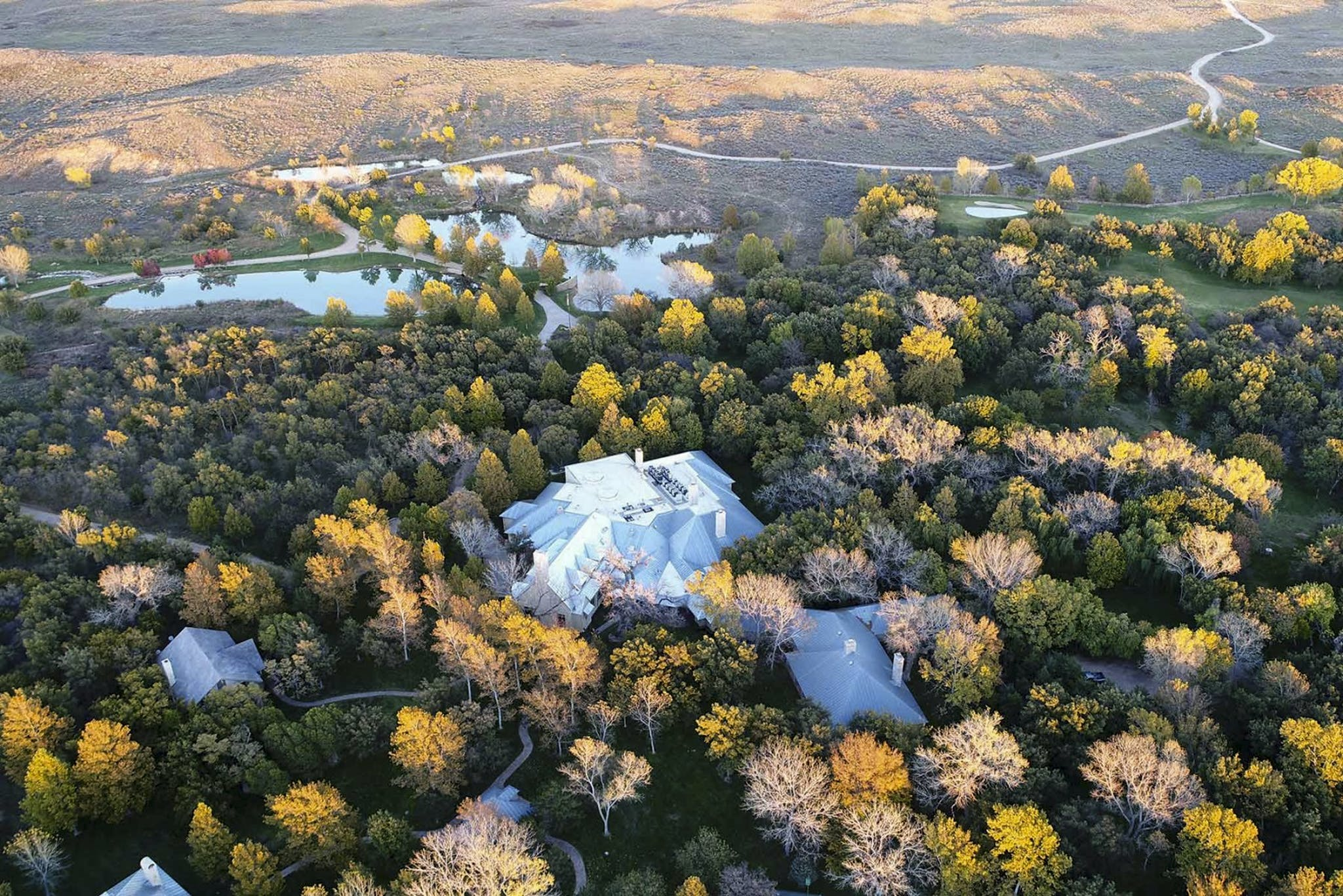 T. Boone Pickens's ranch