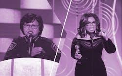 Lupe Valdez Oprah Winfrey New Texas